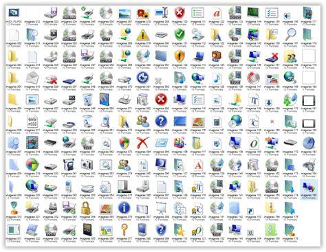 visor imagenes png windows 7 los iconos originales de windows xp vista 7 8 y 10