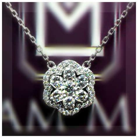 Cincin Bunga 1601 jual kalung berlian wanita crky sd mj2725n ssne