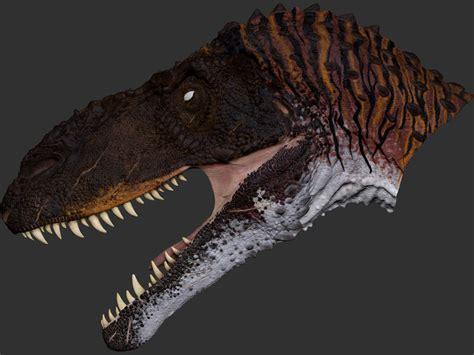 zbrush dinosaur tutorial torvosaurus hd polypaint by kris kelly dinosaur