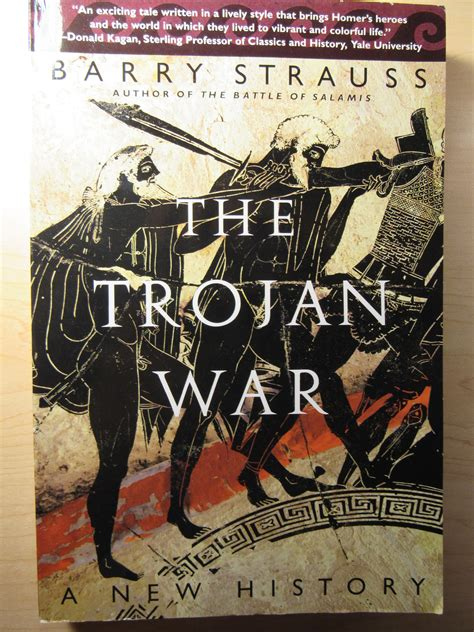 The Trojan War A New History Gaucho Books