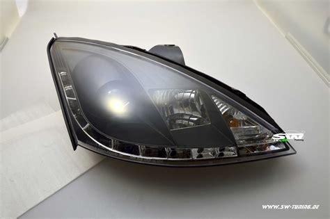 led len kaufen sw light headlights ford focus mk1 98 01 led positionlight