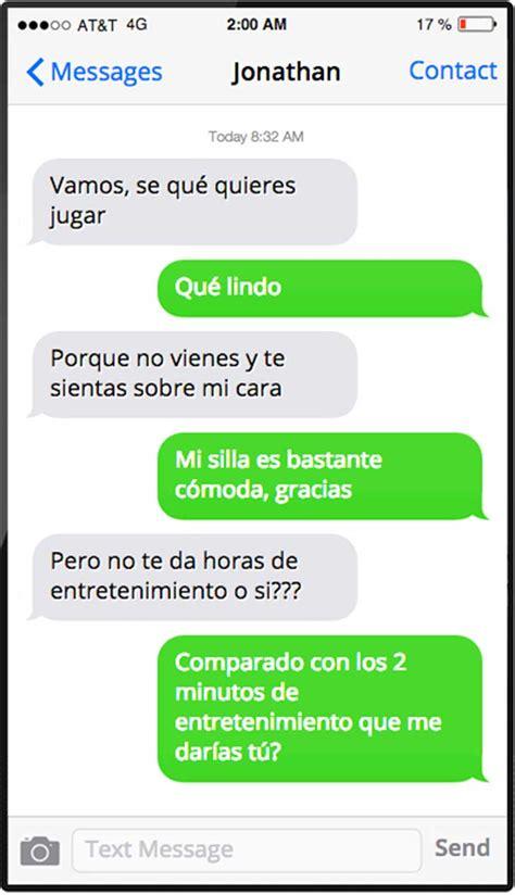 captura de pantalla de imagenes de risa para whatsapp para android las 10 mejores respuestas de mujeres a hombres que