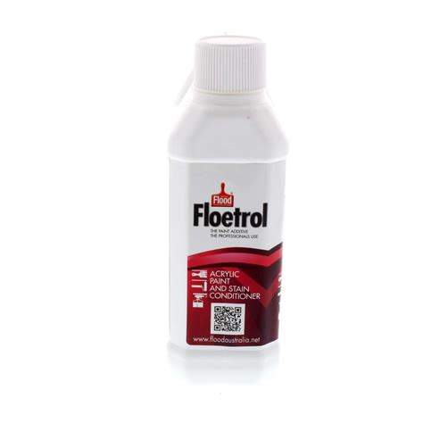 Floetrol Acrylic Paint And Stain Conditioner Keeps Paint