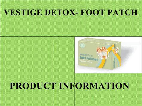 Vestige Detox Foot Patches by Detox Foot Patch