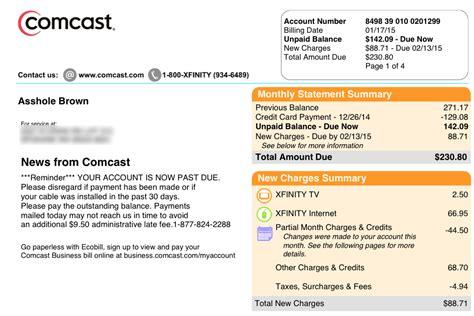 comcast  customer   ahole