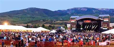 Aspen Festival Calendar Benedict Tent Tickets And Event Calendar Aspen Co