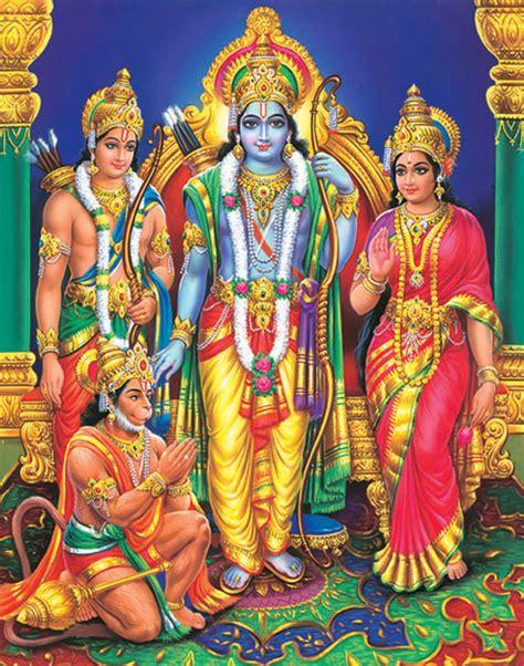 ram sita hanuman get much information hindu gods 5