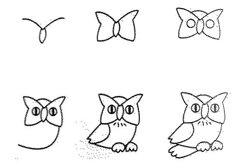 Cute Home Decorating Ideas how to draw easy animal figures in simple steps