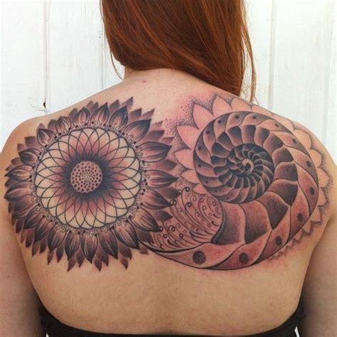 full circle tattoo by gemma pariente circle san diego