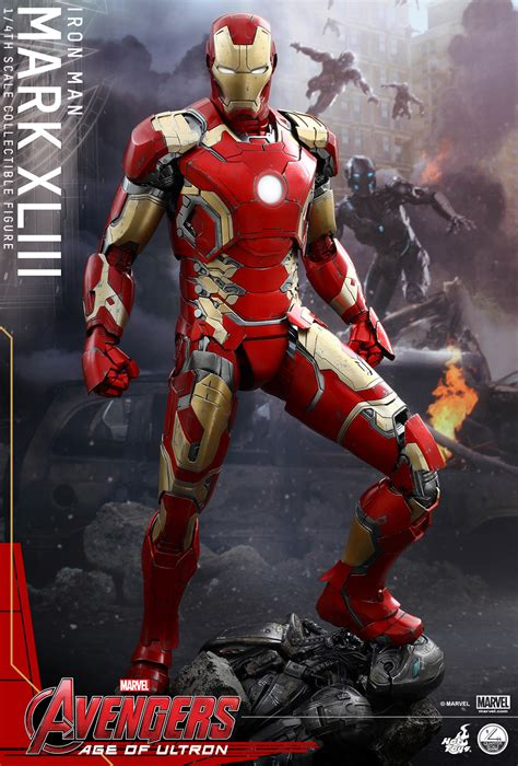 Toys Ironman 4 toys iron 43 1 4 scale figure up for order