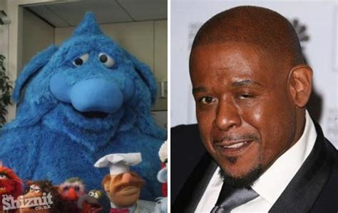 forest whitaker uncle james 50 muppets and their real life acting counterparts movie