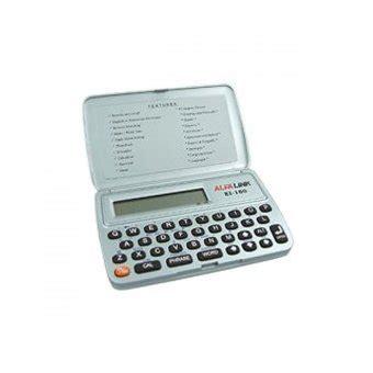 alfalink kamus elektronik ei 16s lazada indonesia
