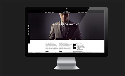 toni zambito khp capital partners cms web design for investment brand