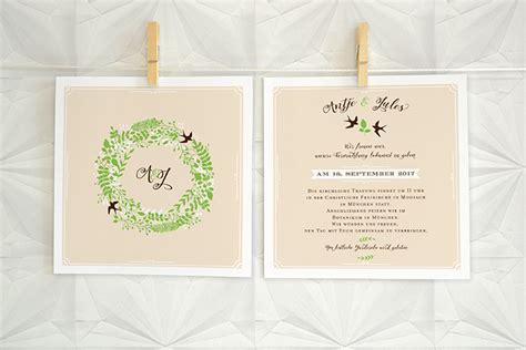 Hochzeit Vintage Einladung by Hochzeitspapeterie Und Einladungskarten Friedatheres