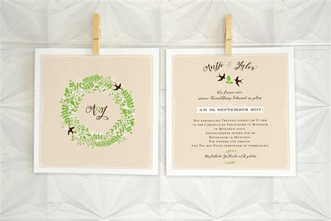 Hochzeitspapeterie und Einladungskarten   Friedatheres.com
