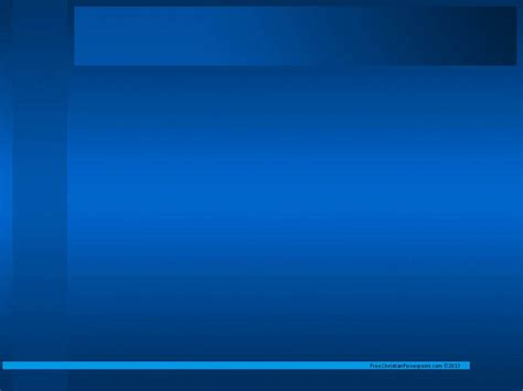 Blue Powerpoint Backgrounds Free Christian Powerpoint Background