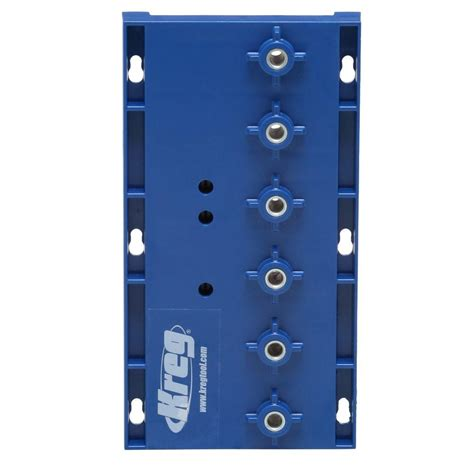 kreg 5 mm shelf pin jig kma3220 the home depot