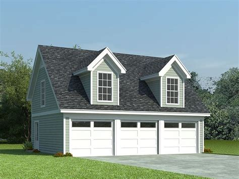 3 car garage with apartment plans 3 car garage loft plan 006g 0087 barns lofts pinterest