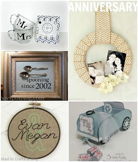 Handmade Wedding Presents - 25 unique handmade wedding gifts mad in crafts
