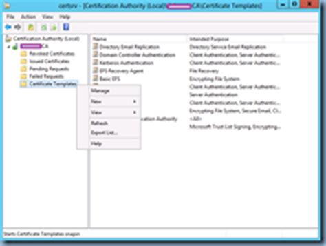 domain controller certificate template terence luk configure ldaps an active directory domain