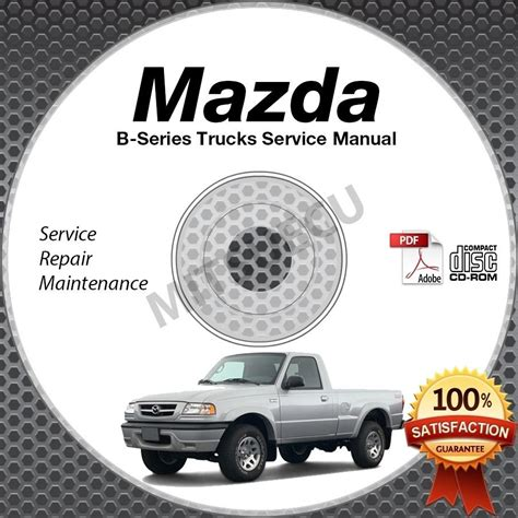 service repair manual free download 1999 mazda b series windshield wipe control 1999 mazda b series service manual cd rom workshop repair b2500 b3000 b4000 shop