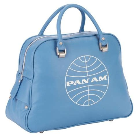 Pan Am Bags Or Not by Pan Am Layover Bag My Style