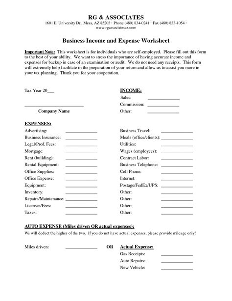 tax planning worksheet free worksheets library download and