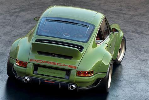 Singer 911 For Sale by Exclusieve Porsche 911 Singer In Samenwerking Met Williams