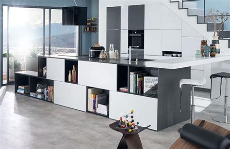 Cuisine Ouverte Salon Petit Espace 3021 by 7 Solutions Pour Des Cuisines Ouvertes Sur Salon Mobalpa