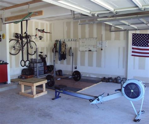 best 25 crossfit garage ideas on crossfit
