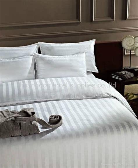 Bedsheet Hotel bedsheet hotel bed sheet bed clothes 3cm stripe hotel