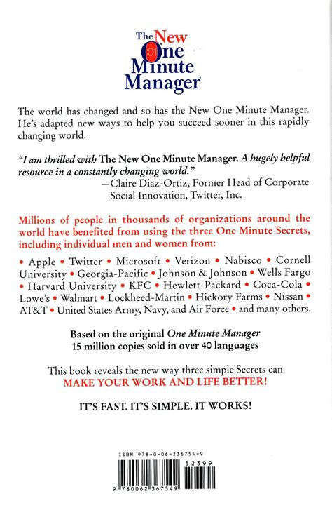 0008128049 the new one minute manager the new one minute manager ken blanchard books