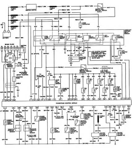 ford tempo radio wiring diagram ford free engine image for user manual