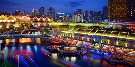 River Cruise Singapore Tiket Anak paket tour murah by piranti wisata malam yang wajib