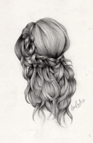 hairstyles art drawing hairstyle by lauragranholm on deviantart