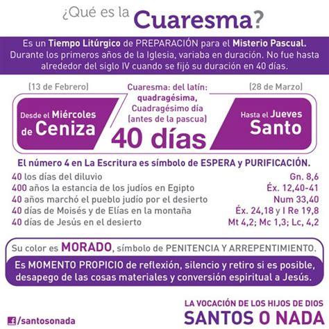 Q Significa El Calendario Reli Casas Nuevas Dto Religi 243 N Ies Qu 233 Es La Cuaresma