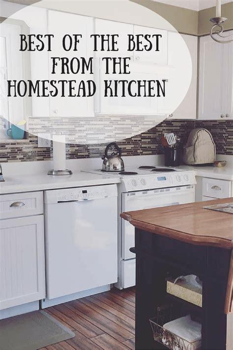 homestead kitchen homestead recipes jenny irvine