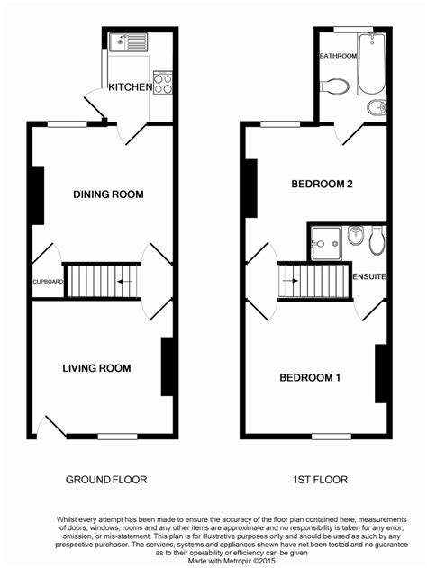 terraced house plans uk victorian terraced house floor plan