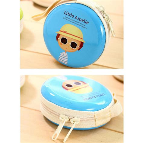 Creative Mini Coin Bag Earphone Dompet White dompet koin white jakartanotebook