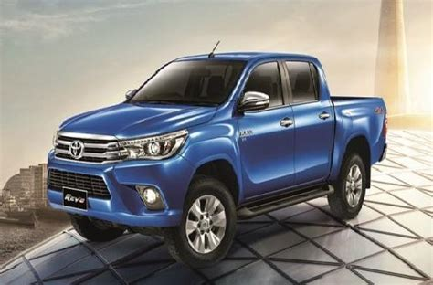 Toyota Scion Truck The 2016 Toyota Hilux