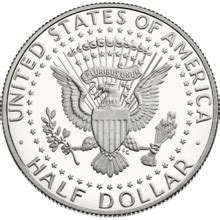 half dollar united states coin