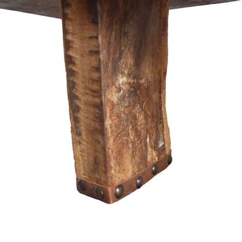 custom reclaimed wood coffee table handmade reclaimed wood bench coffee table all things