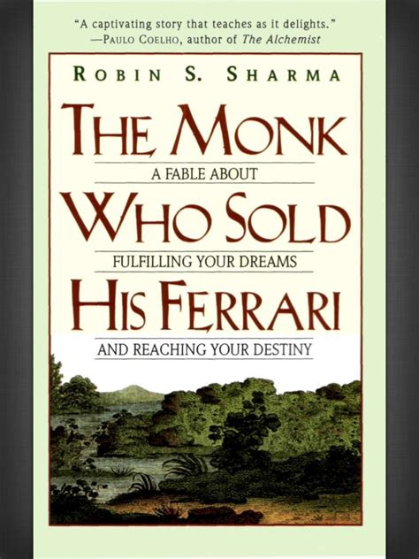the monk who sold his reading the monk who sold his book review everywhere
