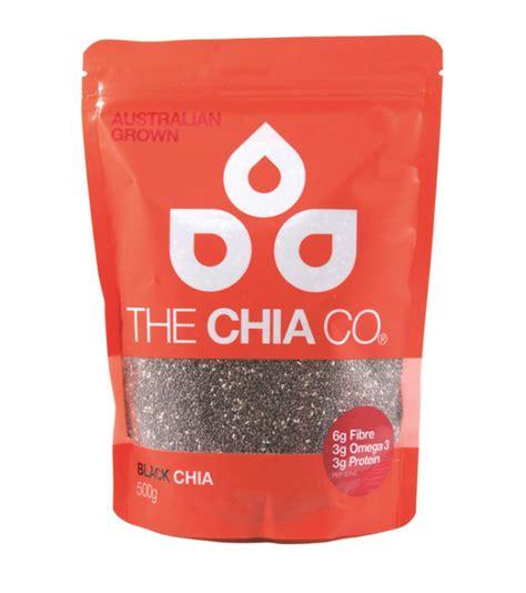 Black Chia Seed Australia the chia co australian grown chia seed black 500g