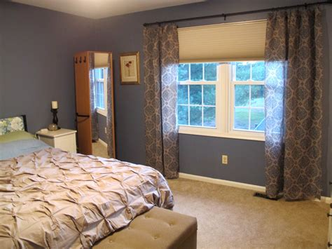 Curtain Ideas For Bedroom Windows Master Bedroom Window Treatment Ideas My Master Bedroom Ideas