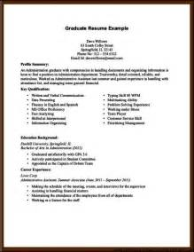 Resume Templates For Office by Sle Resume For Office Assistant With No Experience