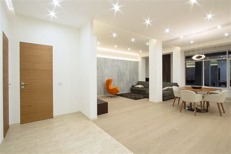 modern studio apartment changing the mood of a studio apartment through rgb