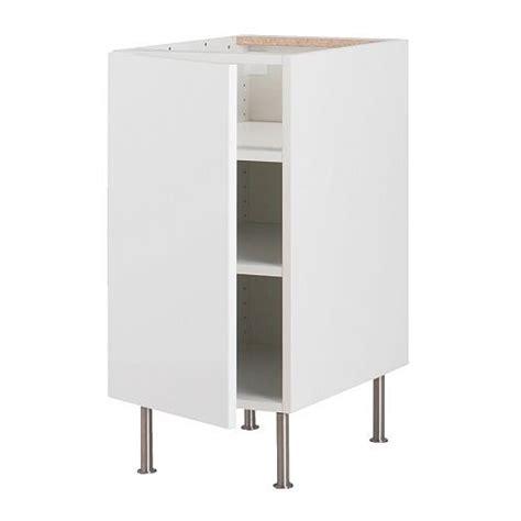 9 inch base cabinet ikea 120 faktum base cabinet with shelves abstrakt white 40w