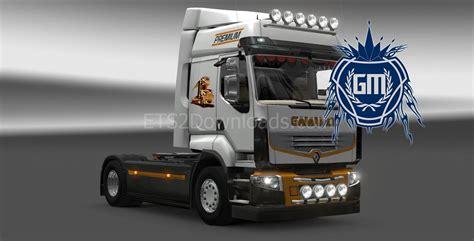 renault premium renault premium by haxwell euro truck simulator 2 mods