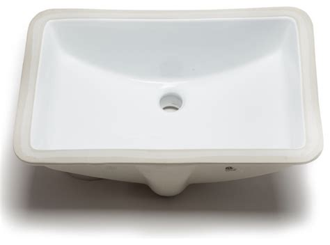 large rectangular undermount bathroom sink hahn ceramic large rectangular bowl undermount bathroom